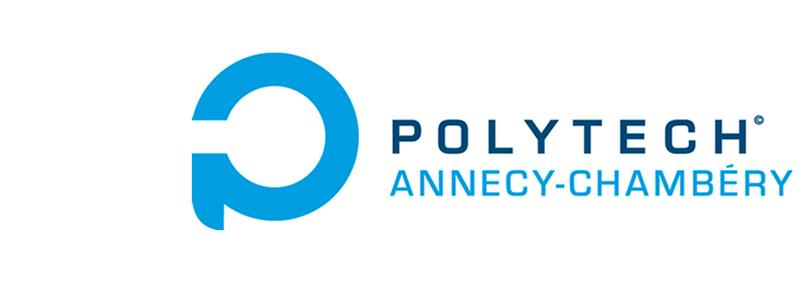 Logo de Polytech Annecy-Chambéry